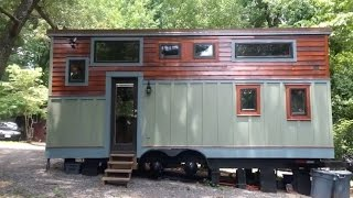 Couple's Labor Of Love Tiny House