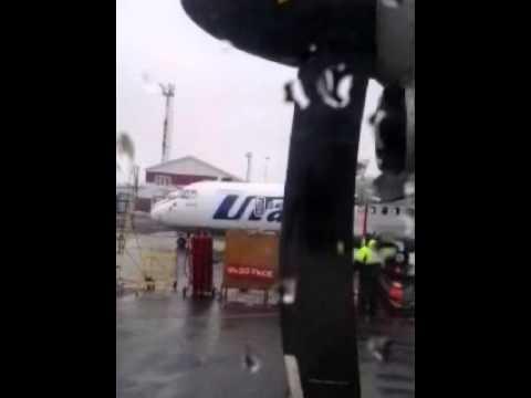 ATR 72-500. UТ-244. Тюмень-Нягань