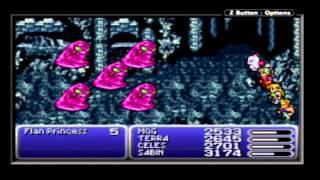 Let's Play Final Fantasy 6 Advance Walkthrough Part 65 (Dragon's Den Part 5)