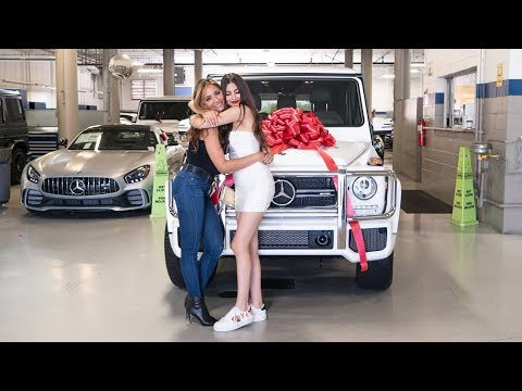 I got another G-Wagon | Nicolette Gray