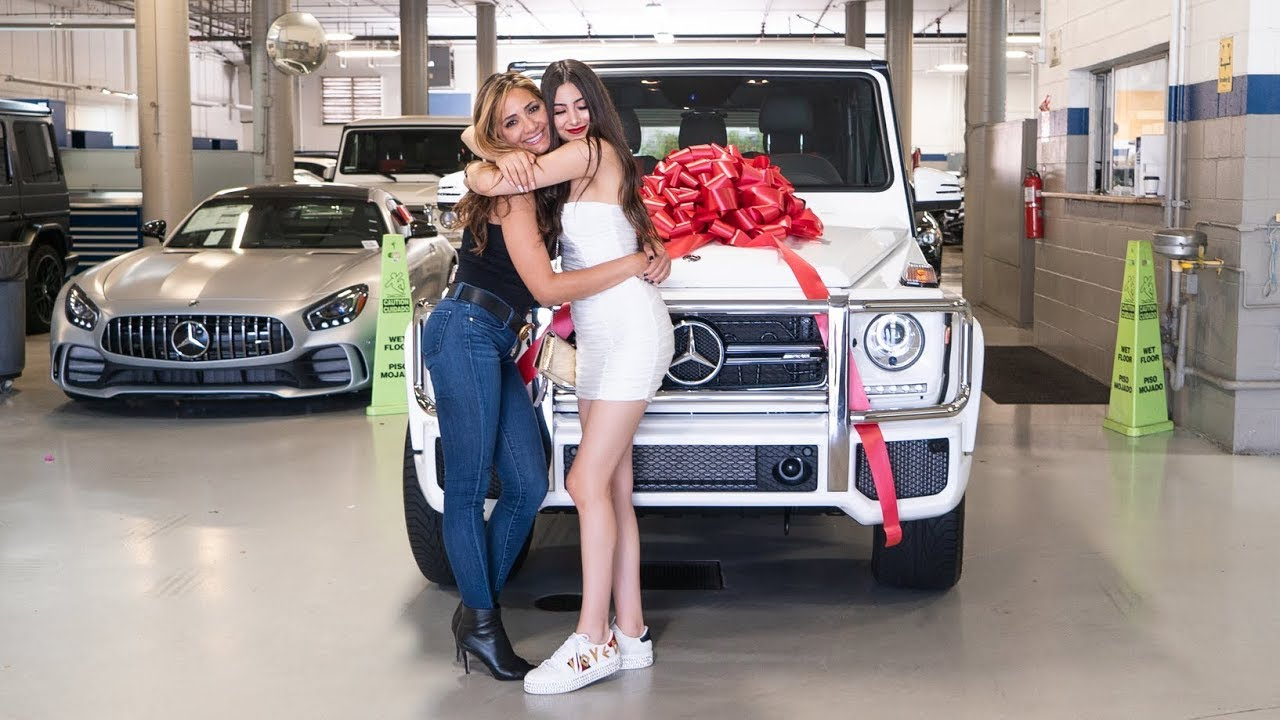 I got another G-Wagon | Nicolette Gray - YouTube