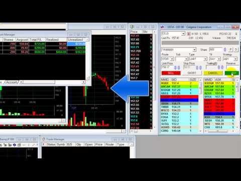 Day Trading stocks — $1,800 in 60 min. — Meir Barak