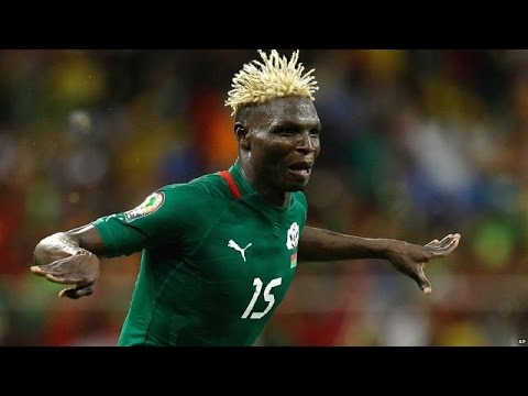 Burkina Faso names AFCON 2017 team