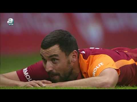 Galatasaray 5-1 Dersimspor Ziraat Türkiye Kupası 3. Tur Maç Özeti (25.09.2016)
