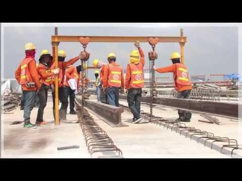 MRT Purpleline - Trackwork by ITD