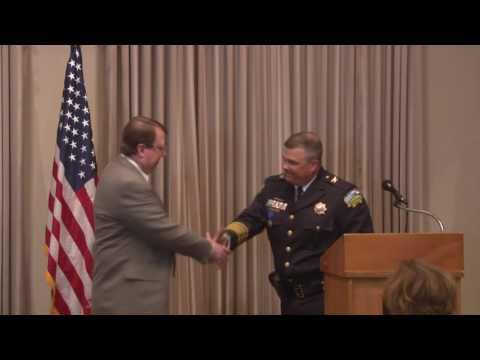 Leavenworth Police Department Awards 2016