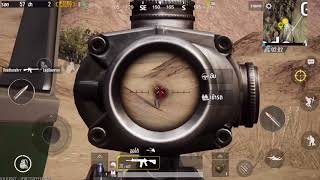 PUBG Mobile - ULTRA Settings & New Map Gameplay On iPhone 8 Plus