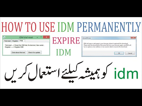 How to Reset idm trial version after 30 days Easily II Use Idm