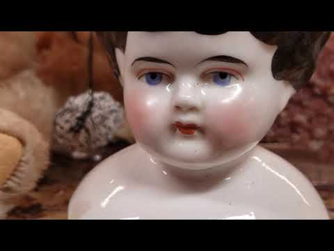 How To Date & Identify Antique German China Head Dolls