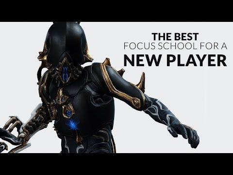 Warframe | THE BEST FOCUS SCHOOL FOR A NEW PLAYER
