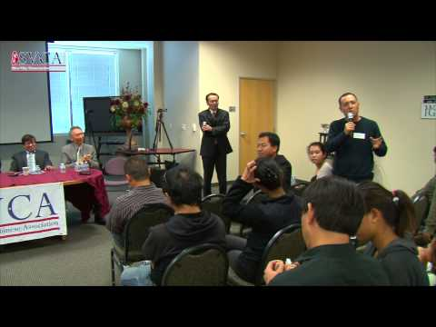 SVCA Foundation Forum with Ed Blum: Q&A session, Final Comments