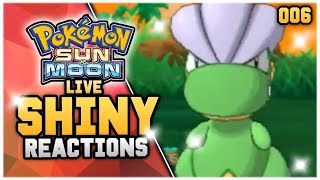 INSANE LIVE SHINY BAGON REACTION! Pokémon Sun and Moon Live Shiny Pokemon Hunting Reaction!