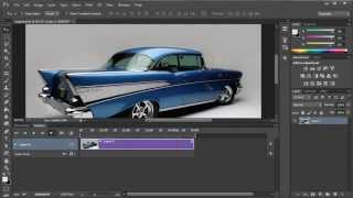 Photoshop Timeline Zoom / Opacity Animation Video Editing Effect Made Easy Tutorial