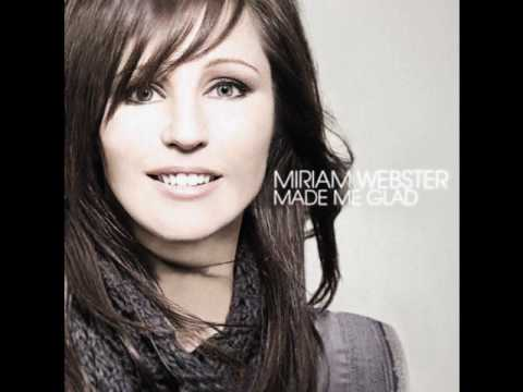Miriam Webster - Angel Of The Lord