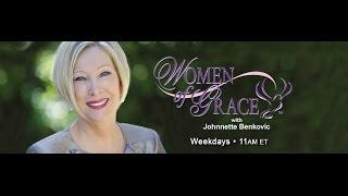 Women of Grace - 8/24/16 - Johnnette  Benkovic