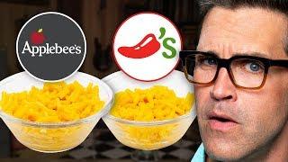 Download Applebees Kids Menu Vs. Chili's Kids Menu Taste Test Mp3 and Videos
