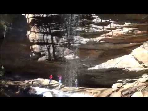 Moore Cove Falls, North Carolina