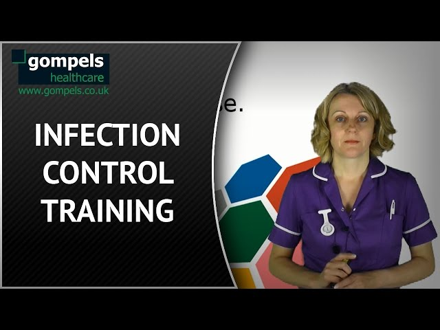 Gompels - Infection Prevention & Control - Training