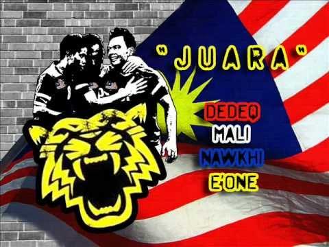 DedeQ - JUARA ft E'OnE, MALI & Nawkhi (2012)