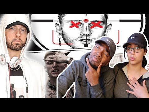 """Eminem - Not Alike (Feat. Royce Da 5'9"""") REACTION 🔥 