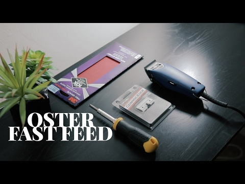 Best beginner clipper? How to Zero Gap the Oster Fast Feed
