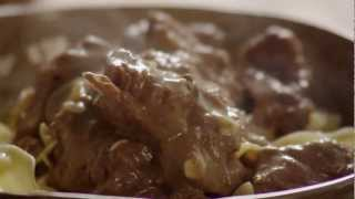 How to Make Slow Cooker Beef Stroganoff | Beef Recipe | AllRecipes