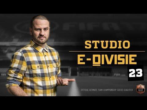 Zieke counter in blessuretijd en de zwakste selectie dit seizoen | Studio E-Divisie | Speelronde 23