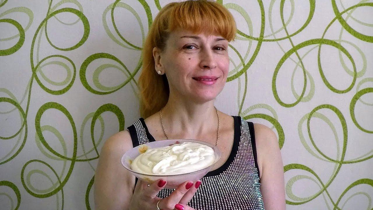 Как сделать сметанный крем для торта рецепт Секрета вкусно ...