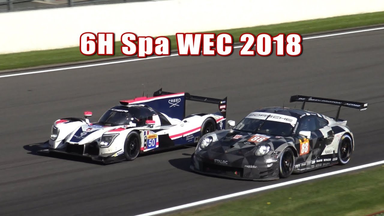 flat out 6 hours wec of spa francorchamps 2018 youtube. Black Bedroom Furniture Sets. Home Design Ideas