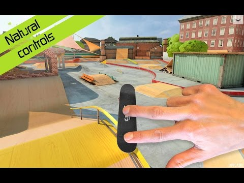 Touchgrind Skate 2 - Android Gameplay HD