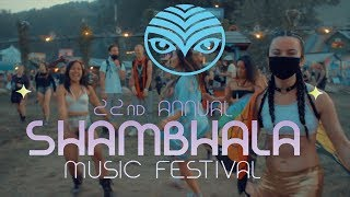 22nd Annual Shambhala Music Festival 2019 (Raw Vlog w/ a Cinematic Touch)