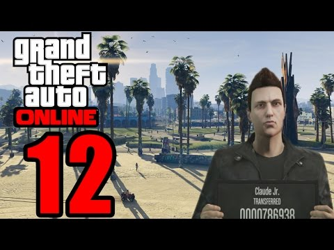 GTA 5: Online PC Gameplay HD - Heist: Prison Break - Wet Work - Part 12