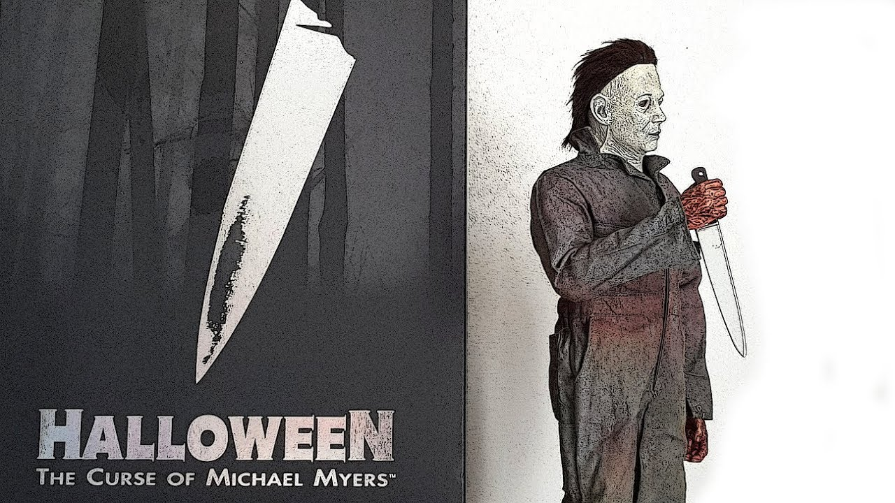 unboxing threezero michael myers halloween 16 scale figure - Halloween 1