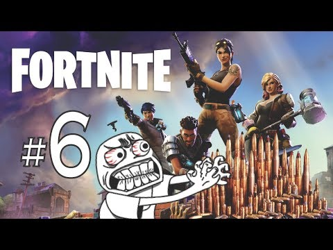 "Fortnite Pt.6 - ""NEED AMMO SIR!"""