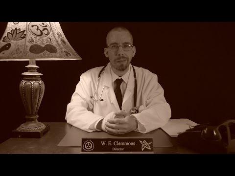 Professor Clemmons - The New Arrival [ ASMR ]