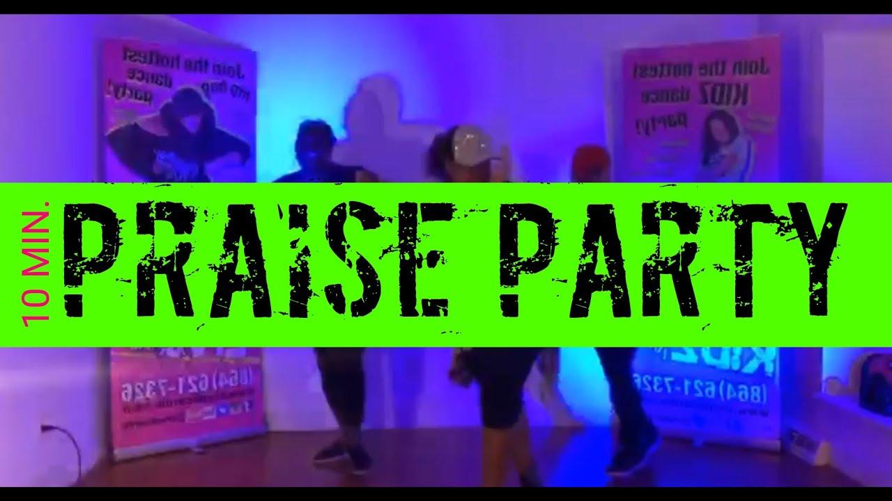 10 Minute Praise Party