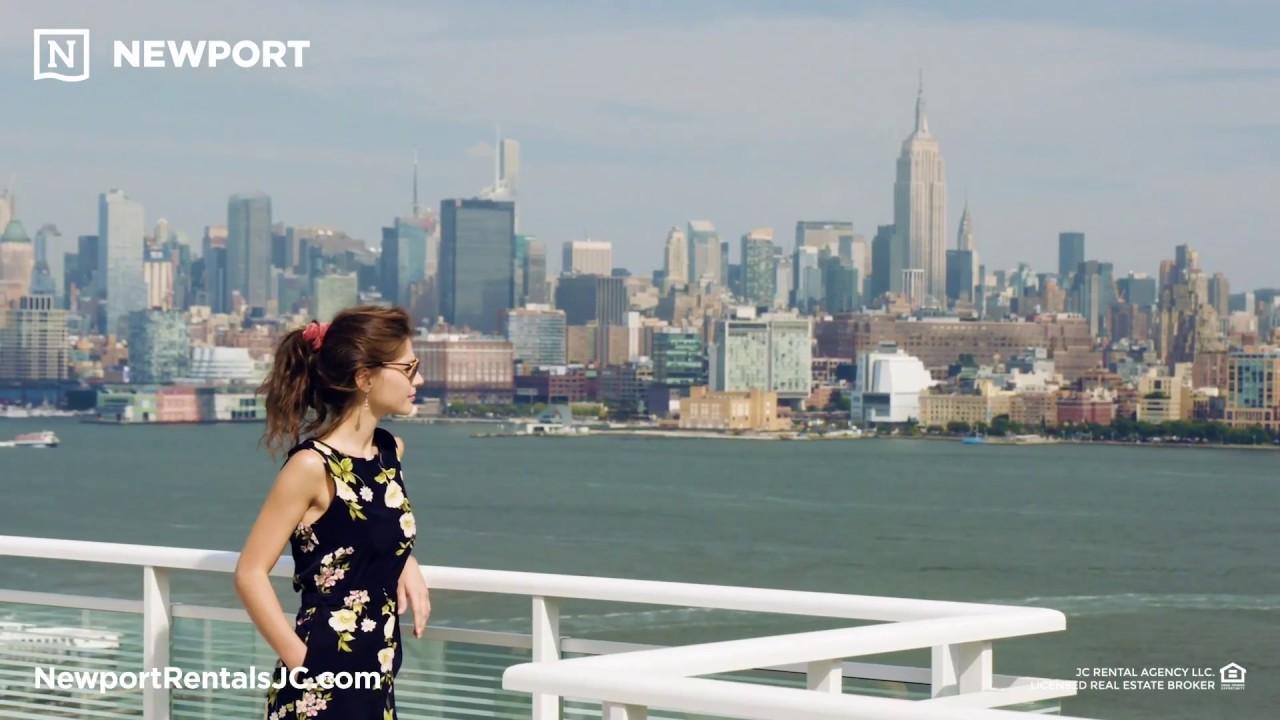 Jersey City Luxury Waterfront Apartments – Newport Rentals NJ