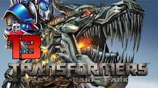 Transformers: Rise of the Dark Spark - Part 13 Grimlock (PS4 Gameplay Commentary)