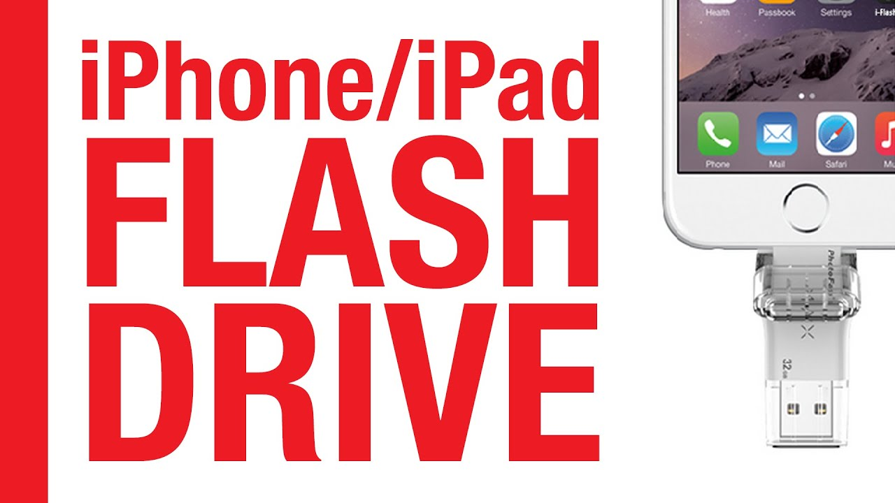 A Flash Drive For Ios Devices Photofast Iflashdrive Max Youtube Adam Element Iklips Duo 128 Gb Red