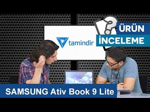 Samsung ATIV Book 9 Lite - Tamindir İncelemesi