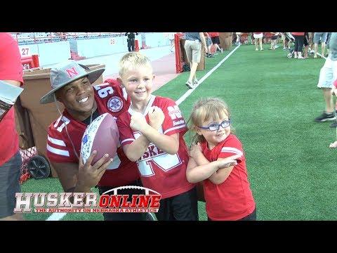 HOL HD: Nebraska Fan Day 2018 Sights & Sounds