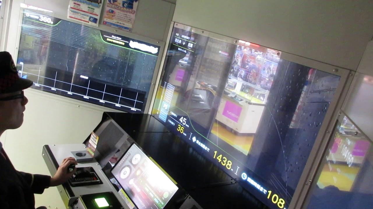 12月26日①電車でGO!!【山手36】雨のラッシュ前。中級前半 - YouTube