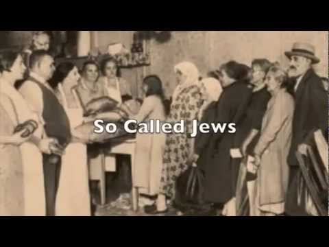 EUROPEAN CONFESSIONS-AFRICAN AMERICANS ARE THE TRUE ISRAELITES AND THE CHOSEN PEOPLE OF GOD