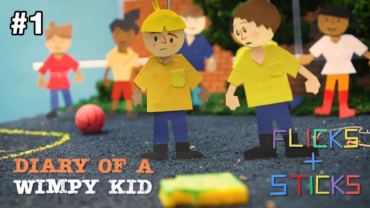 Flicks + Sticks | Diary Of A Wimpy Kid