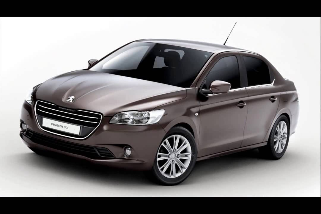 peugeot 301 2015 model auto magazine - YouTube