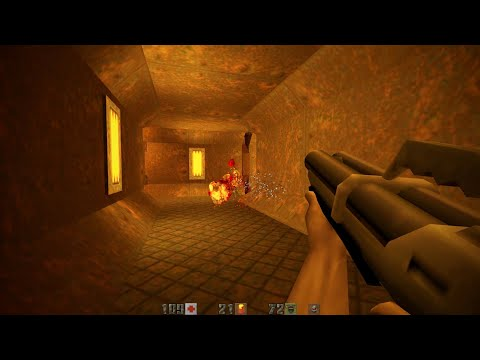 Quake II Mission Pack: The Reckoning | Waste Sieve (03/19) |