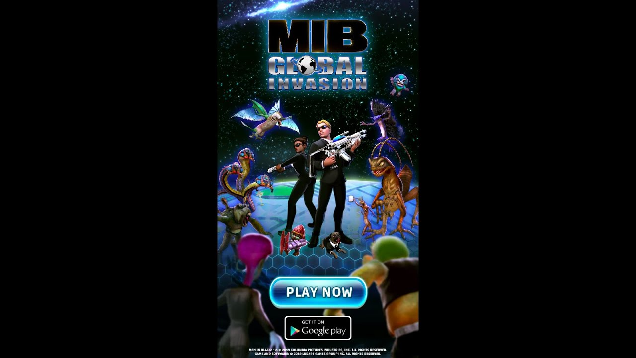 Men in Black: Global Invasion is out Now on Android