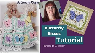 Butterfly Kisses Tutorial