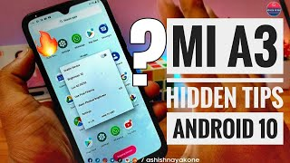 🔴 Mi A3, Android 10, Hidden Tips, Hindi