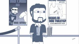 Rooster Teeth Animated Adventures - Disease Movie Theatre